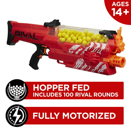 Hop on over to Amazon where they are hosting a Buy 1 Get 1 40% off select  Nerf N-Strike and Rival Blasters and Refills – qualifying items are marked  under ...