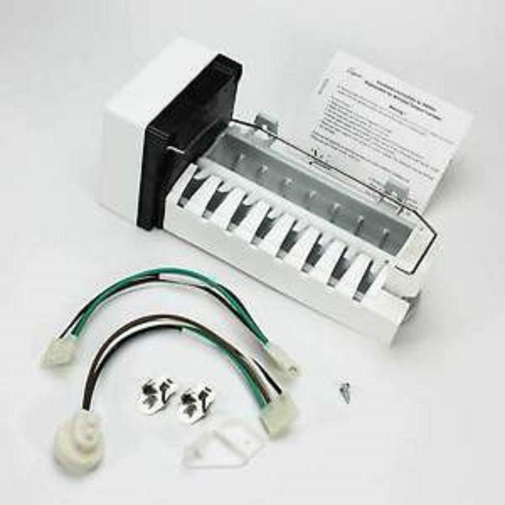 Edgewater PartsW10190966, wpw10190966 ice maker for whirlpool , kenmore refrigerator
