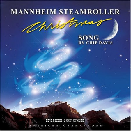 Christmas Song, By Mannheim Steamroller Format Audio CD Ship from (Celebration Mannheim Steamroller)
