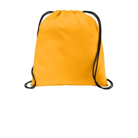 Port Authority® Ultra-Core Cinch Pack. Bg615 Gold Osfa - image 1 of 1