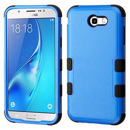 Samsung Galaxy J7 2017 phone case, Samsung Galaxy J7 Perx case, by Insten TUFF Shock Absorbing Hybrid PC/TPU Dual Layer Case For Samsung Galaxy J7 ( 2017) J7 ...