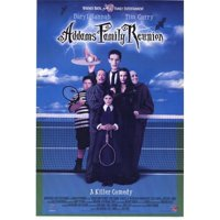 Pop Culture Graphics MOVIH1651 Addams Family Reunion Movie Poster Print, 27 x 40