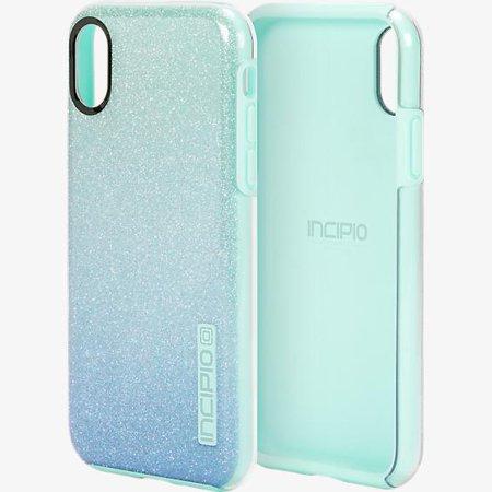 buy popular 97035 fe1f6 Refurbished Incipio IPH-1675-MNT iPhone X DualPro Glitter