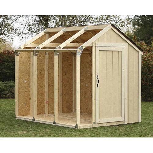 Garden Sheds 8x10 plastic storage sheds
