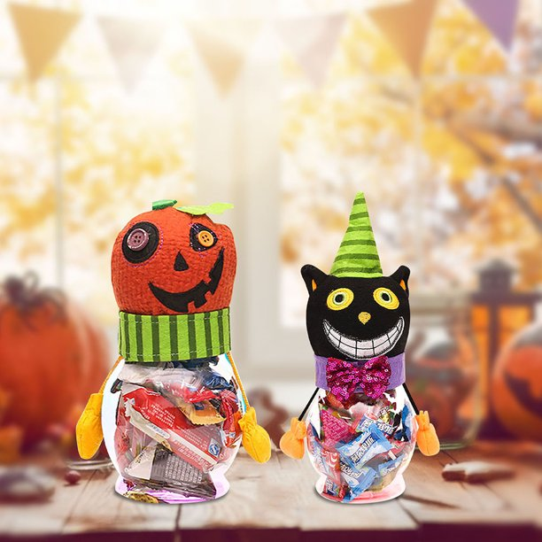 6 Fun Halloween Cookie Jars to Show off This October 3