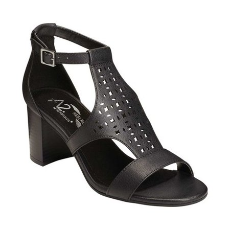 9d5e043e4f52 A2 by Aerosoles - Women s A2 by Aerosoles Dotted Line Ankle Strap ...