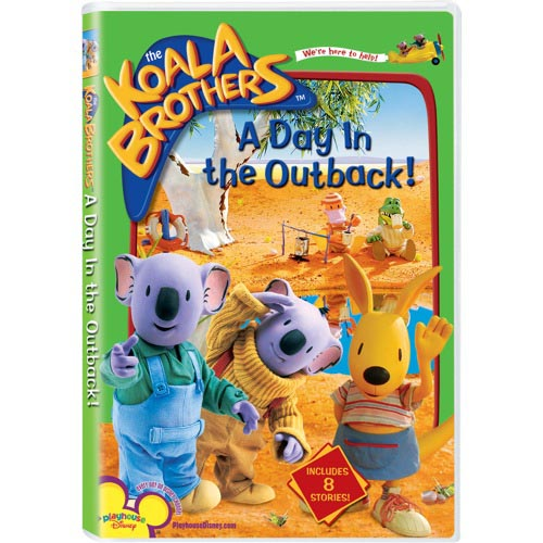 The Koala Brothers: A Day In The Outback!