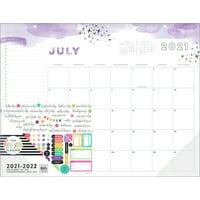 Me & My Big Ideas THP Desk Calendar 12 Month Brights