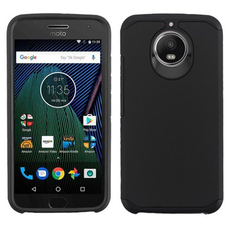 Motorola Moto G6 - Phone Case Shockproof Hybrid Rubber Rugged Case Cover Slim