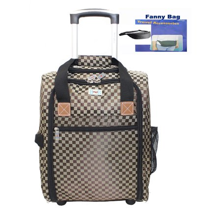 Boardingblue Jetblue Airlines Rolling Personal Item Under Seat Carry On