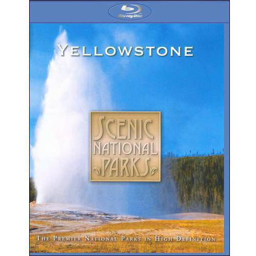 Scenic National Parks: Yellowstone (Blu-ray) (Widescreen)