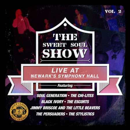 Sweet Soul Show  Live At Newarks Sym Hall 2   Various  Remaster