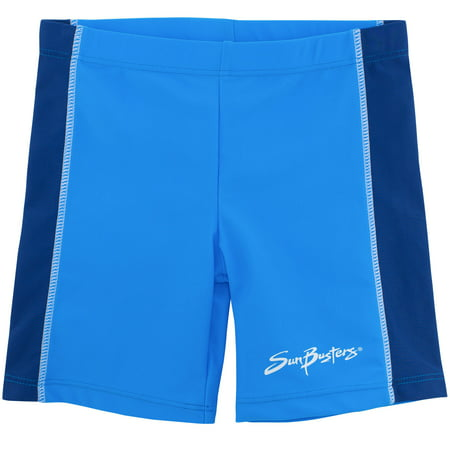 ff7e9b6f69965 SunBusters - SunBusters Boy's Swim Short with UPF 50+ Sun Protection ...