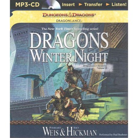 Dragons of Winter Night by
