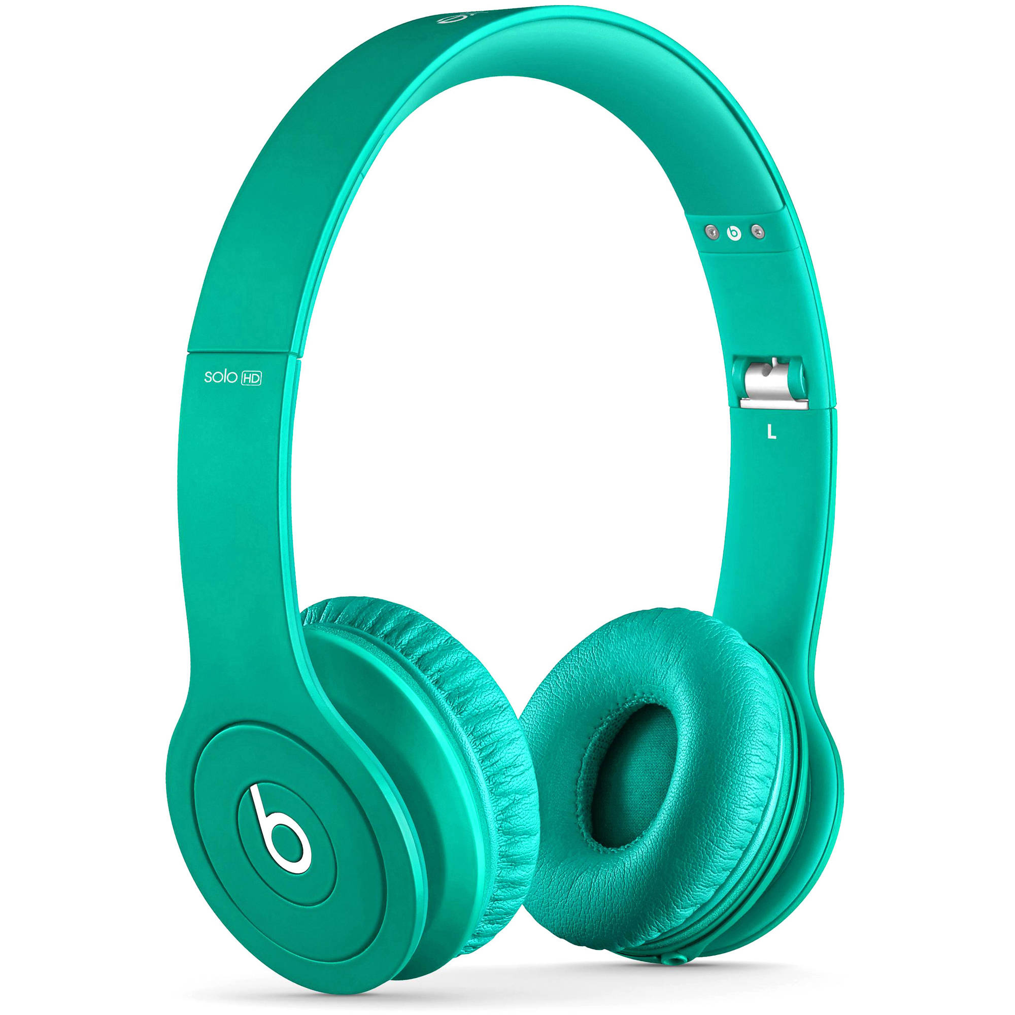 Refurbished Beats by Dr. Dre Drenched Solo Over-Ear Headphones
