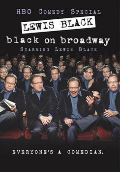 Lewis Black: Black on Broadway (DVD) by Warner Bros. Digital Dist