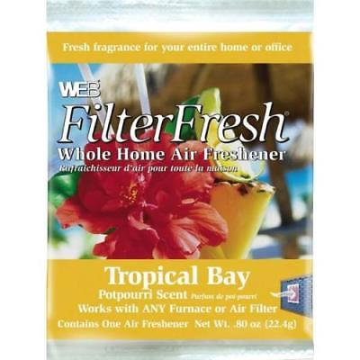 WEB FilterFresh Whole Home Country Cotton Air Freshener - Tropical Bay