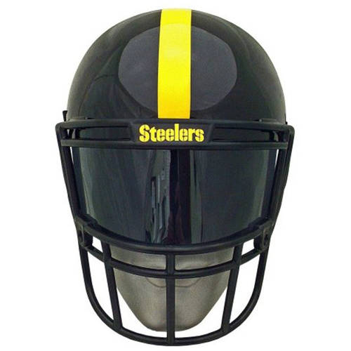 NFL Pittsburgh Steelers Helmet Fan Mask