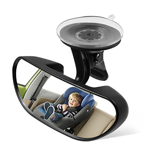 Ideapro Universal Car Rear Seat View Mirror Baby Child Safety Car Adjustable Baby Mirror Safety Seat mirror in... by Ideapro