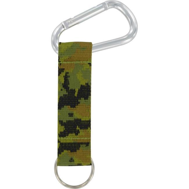 Hillman Group 702269 Camouflage Dark Green Carabiner Strap - 5 Piece - image 1 of 1