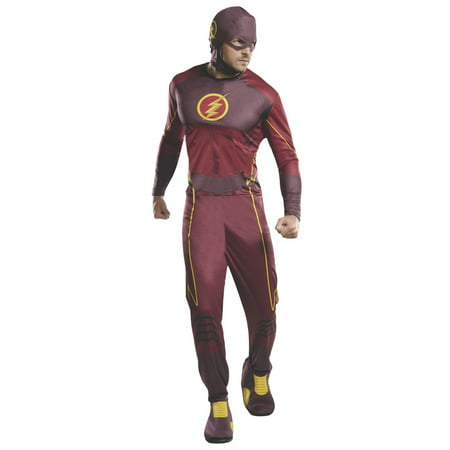 The Flash TV Series - Flash Adult Costume