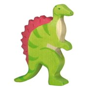 Holztiger Spinosaurus Wooden Figure
