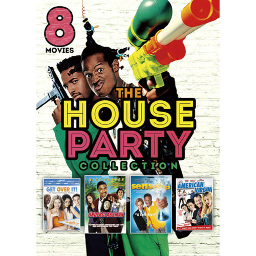 8-Film House Party DVD Collection