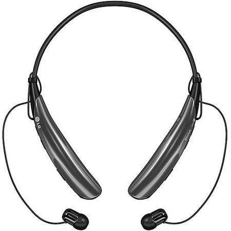 adb2ae41747 LG HBS-730 Tone Pro Stereo Bluetooth Headset, Silver - Walmart.com