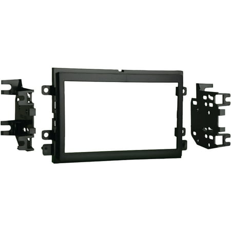 Metra 95-5812 2004 & Up Ford/Lincoln/Mercury Iso Double-Din Installation Multi Kit Double Iso Din Kit