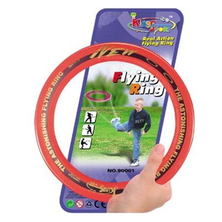 DENTT Long Distance Flying Ring Frisbee