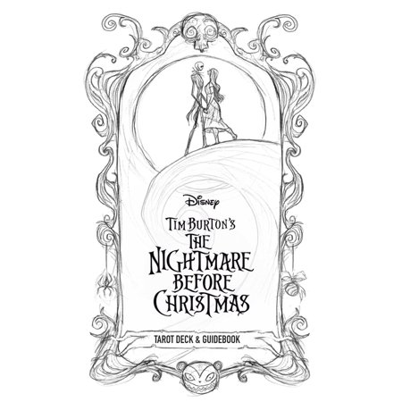 The Nightmare Before Christmas Tarot Deck and Guidebook ()