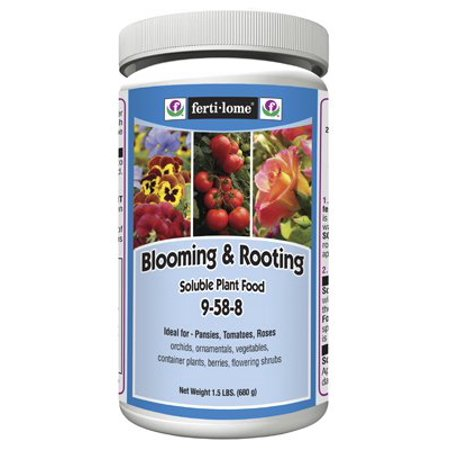 Ferti-lome Bloom & Root Soluble Dry Plant Food (Soluble Plant Food)