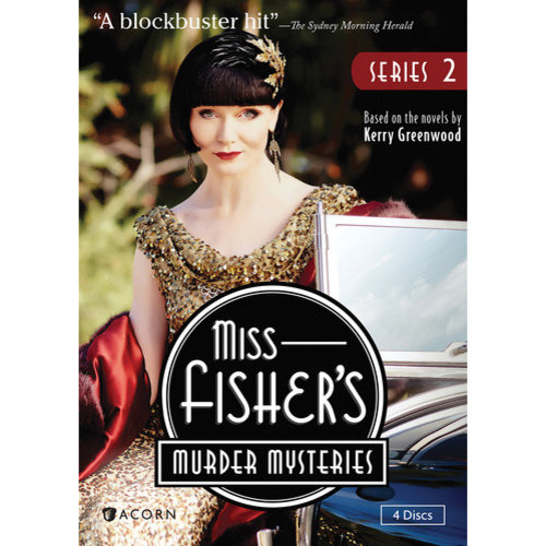Miss Fisher's Murder Mysteries: Series 2 (Widescreen)