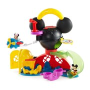 Mickey Mouse-dis Mickey Mouse Fly `n Slide Clubhouse