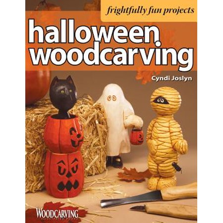 Halloween Woodcarving : 10 Frightfully Fun Projects for the - Halloween Algebra Projects