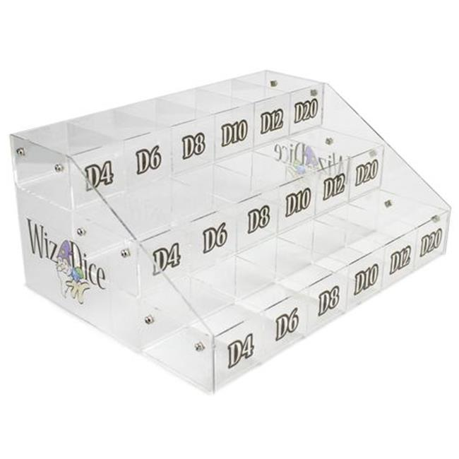 Wiz Dice GDIC-1303 Wiz Dice Acrylic Display