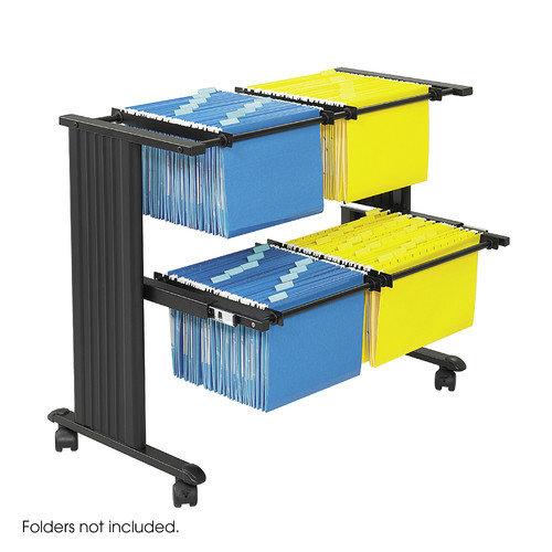 Safco Products Company MUV Double Width Filing Cart