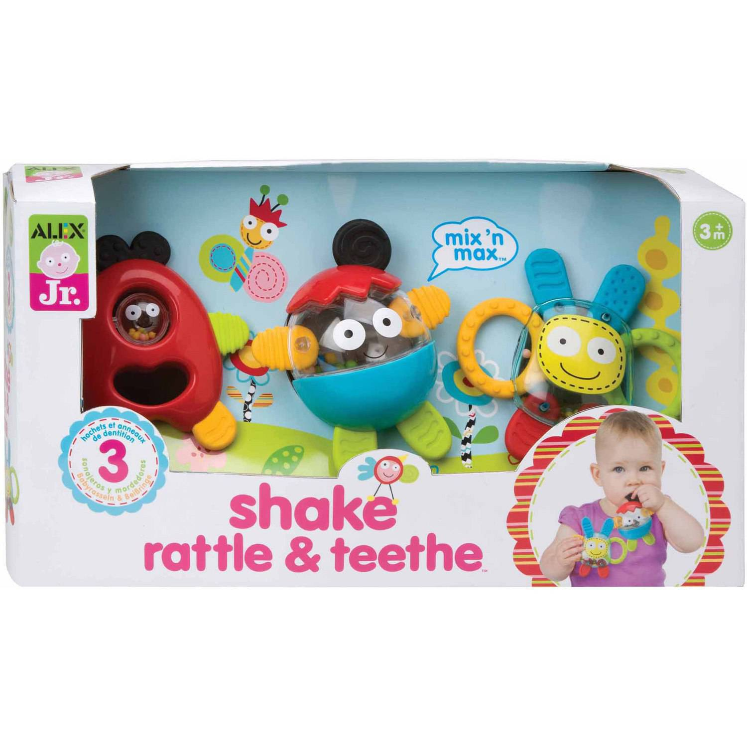 Alex Shake Rattle and Teethe