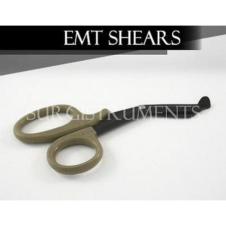 - EMT EMS Trauma Paramedic Rescue Scissors Medical Utility Shears Aid Emergency SS