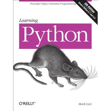 Learning Python : Powerful Object-Oriented
