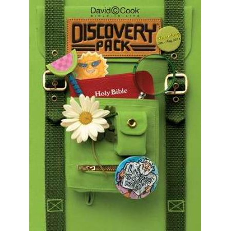 Bible-In-Life/Reformation Press Summer 2019: Elementary Discovery Pack (Craft Book) (#1043)