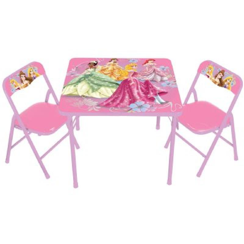 Kids Only Disney Princess Nouveau Activity Table Set