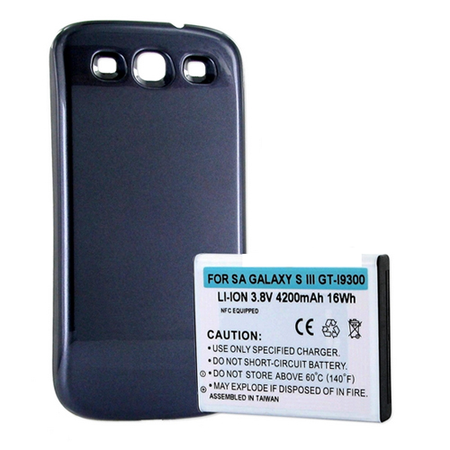 Empire Industries Samsung Galaxy S III Cell Phone Battery...