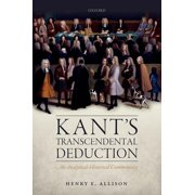 Kant's Transcendental Deduction: An Analytical-Historical Commentary (Paperback)