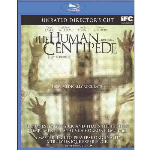 The Human Centipede (Blu-ray)