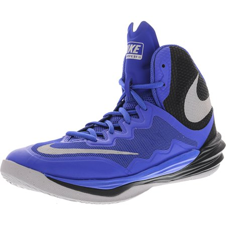 online store 3e7a0 f14fa Nike Men's Prime Hype Df Ii Game Royal/Reflect Silver Ankle ...