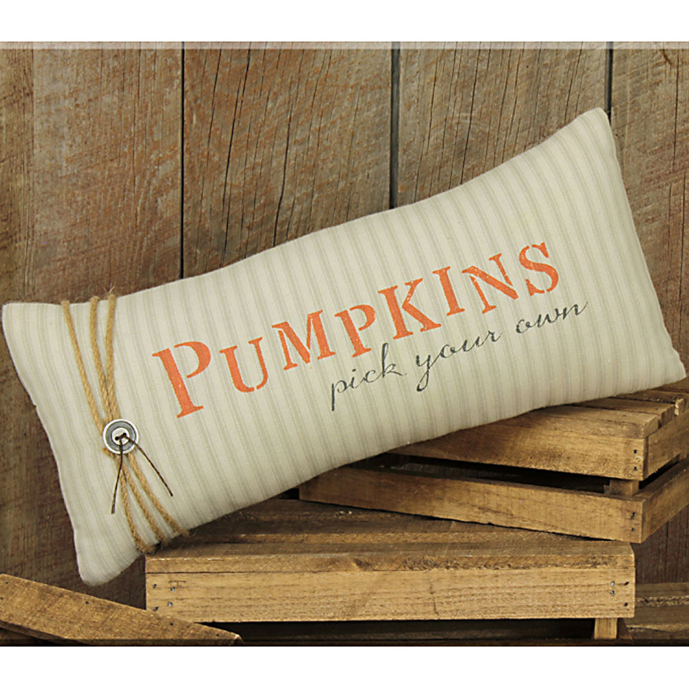 Pumpkins Decorative Pillow