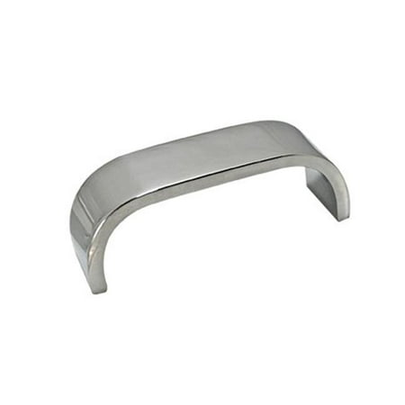 Jako 128 mm Cabinet Handle, Polished US32 - 629 Stainless Steel 629 Polished Stainless Steel