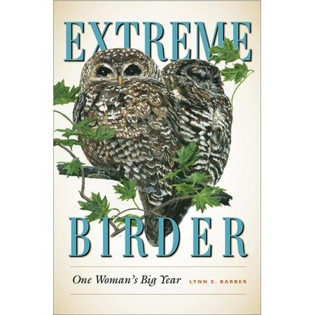 Extreme Cold Bib - Extreme Birder : One Woman's Big Year