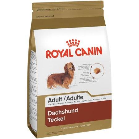 Royal Canin Dachshund Adult Dry Dog Food, 10 lb